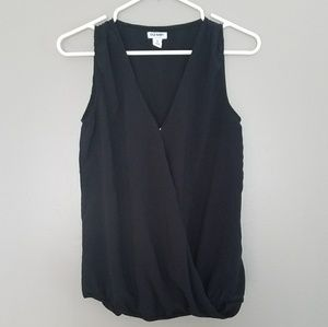 Old navy wrap style top
